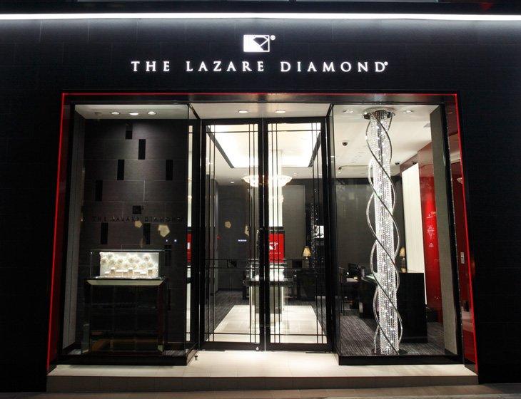 ラザール ダイヤモンド 新宿店