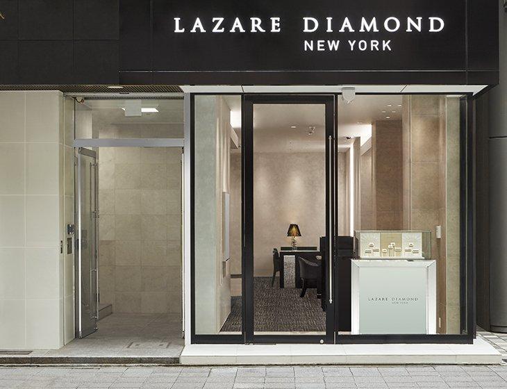 ラザール ダイヤモンド 福岡天神店