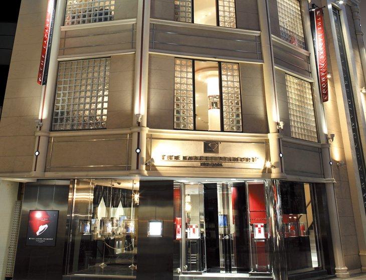 ラザール ダイヤモンド 横浜元町店