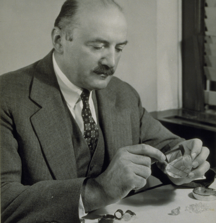 LAZARE KAPLAN THE FATHER OF IDEAL PROPORTION