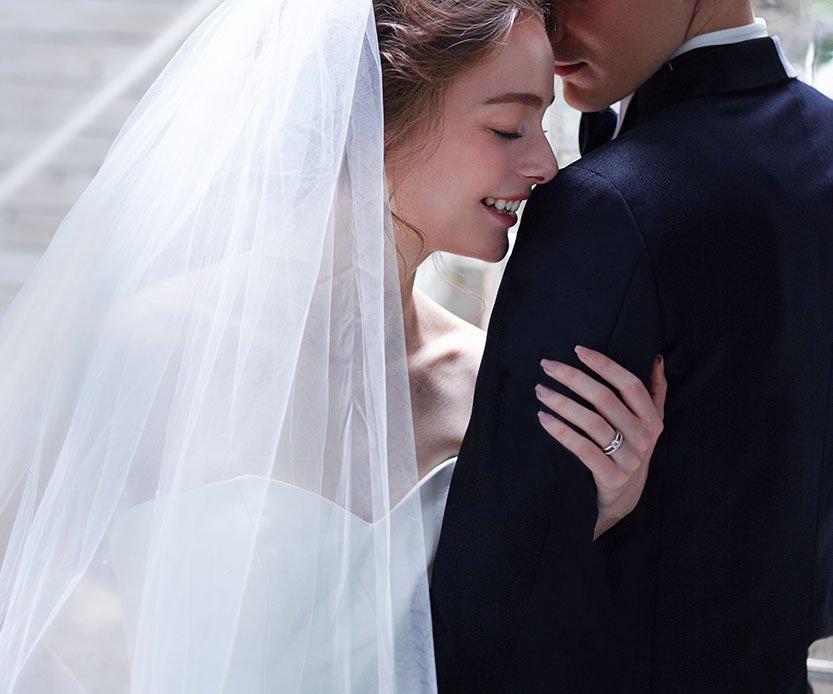ブライダル LAZARE DIAMOND FOR WEDDING