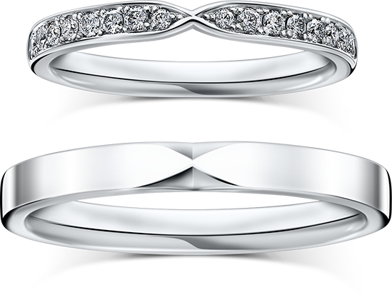 MARRIAGE RING WITH