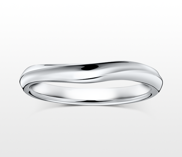 MARRIAGE RING CRESCENT 3