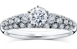 PAVE ペイヴ 429,000 円~ 婚約指輪