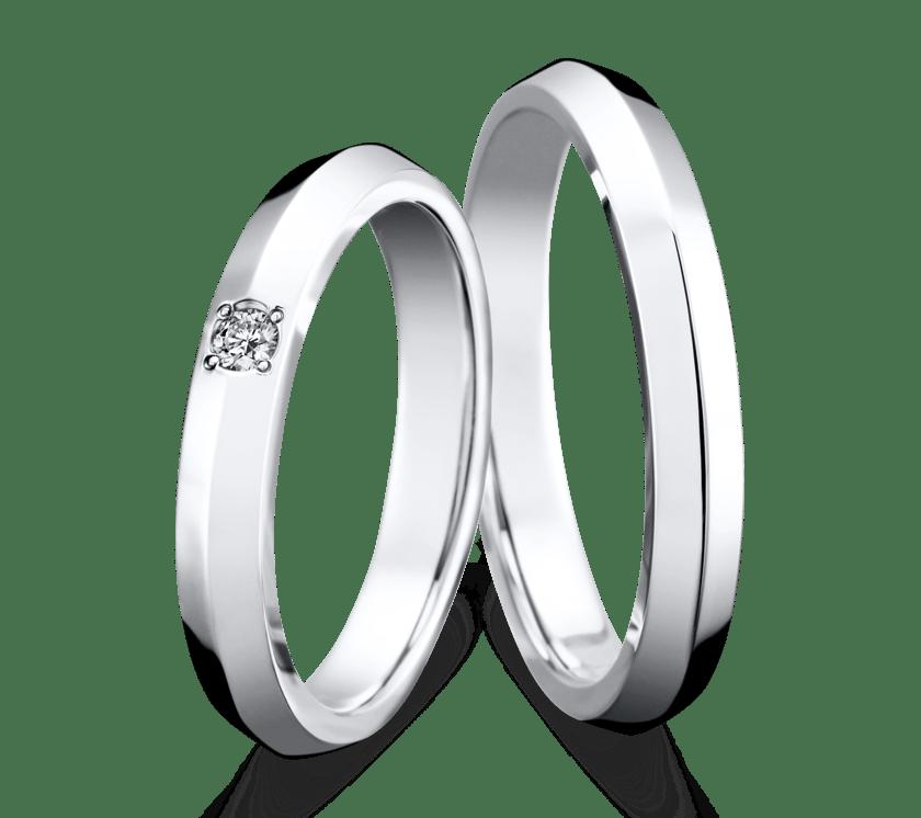 広島でおすすめの結婚指輪ショップ「ラザールダイヤモンド」のリングデザイン例6